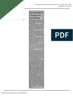 The Daily Tar Heel Sun Mar 9 1952 (Harrassment Charged)
