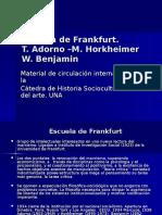 Adorno y Horkheimer