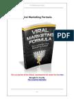 Viral Marketing Formula