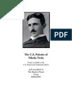 Tesla Patents