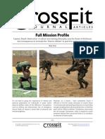 Full Mission Profile