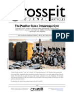 The Panther Recon Downrange Gym