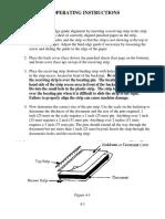 Velobinder Operator Manual