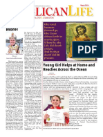 Anglican Life MARCH 2016
