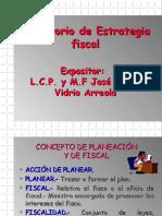 Laboratorio de Estrategia Fiscal