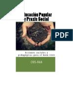 Educacion Popular y Praxis Social