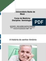 Aula Semiologia Adulto 23 10 2014