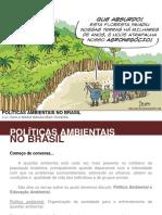 Politicas Ambientais No Brasil