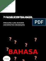 Bahasa Hakikat