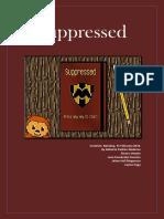 Suppressed - GDD
