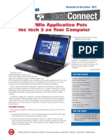Volume 18 Issue 6 Techconnect News 2011