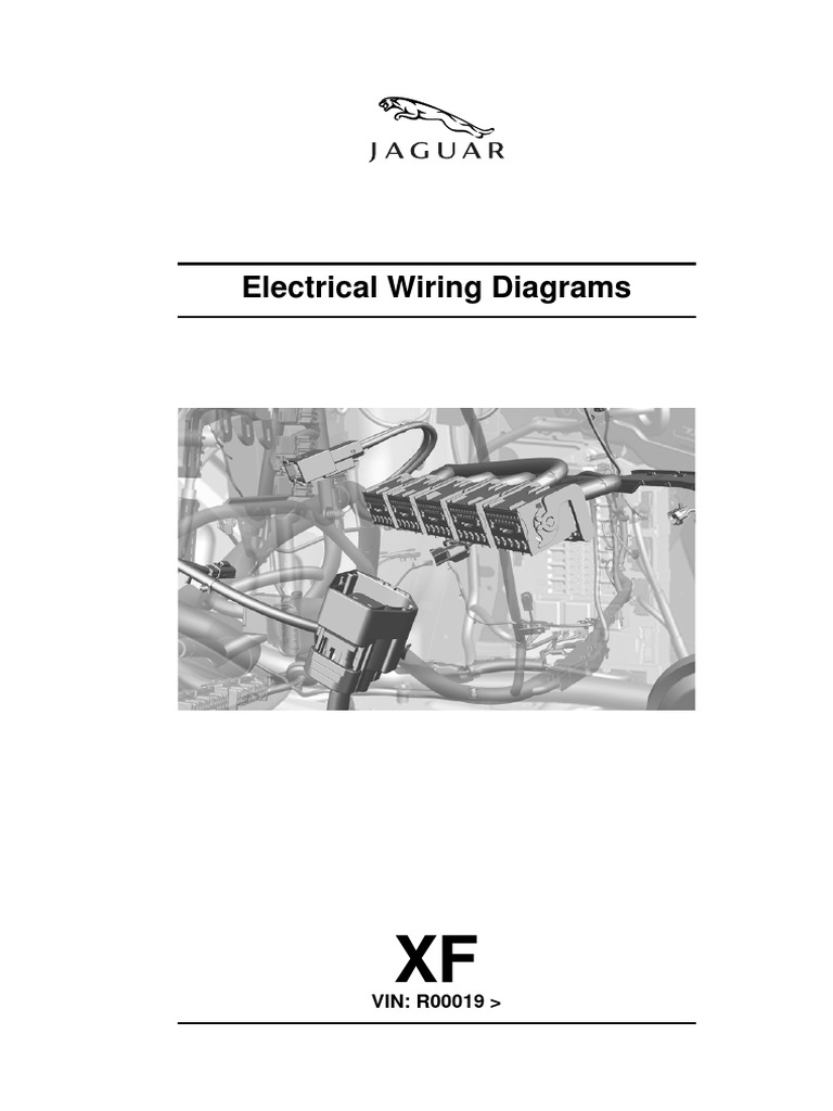 Electrical Wiring Diagram For Jaguar Xf 250