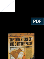 The True Story of the Three Little Pigs.ppt