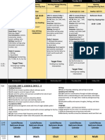 lessons feb 15 - 19