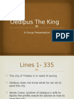 Oedipus Presentation