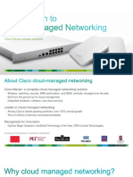 Cisco Me Raki Overview