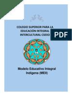 Bachillerato Integral Comunitario