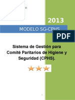 Formatos de Documentos para CPHS