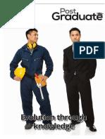 Post Graduate - 16 February 2016
