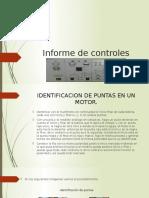 Informe Controles