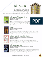 fantastical homes bibliography