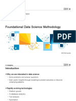 Introduction to Data Science Methodology