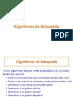 Cap 5 Algoritmos de Búsqueda