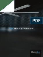 2013 Fan Application Guide