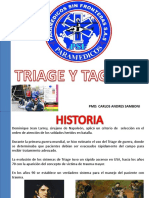 Triagge y Tagging Psf