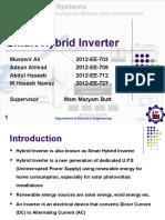 Hybrid Inverter Presentaation MNS UET
