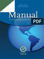 2011 CIAT IBFD Manual Administracion Tributaria Esp