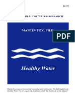 Healthy Water Booklet