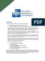 La Organización ISO