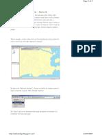 ArcGIS Network Analyst - Parte III