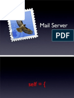 Introduction to e-mail system and postfix