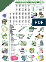 In the kitchen Worksheet.pdf