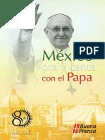 México Ora y Canta Con El Papa
