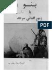 Banu Zamung Afghani Sarhad