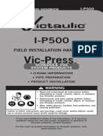 I-p500 Victaulic Field Installation Handbook Vic-press
