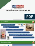 KERONE Engineering Solutions Pvt Ltd
