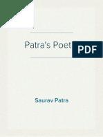 Patra's Poetry.pdf