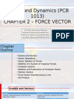 02 Chapter 2 – Force Vector