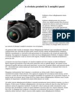 Il segreto per Nikon rivelato prodotti in 5 semplici passi