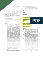 REM2 Case Digest Support