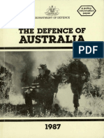 Defence White Paper 1987