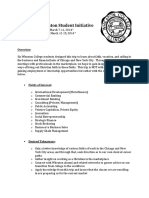 goal document