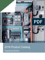 2016 Industrial Controls Catalog Nov 2015