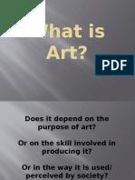 what is art presentation c hackett