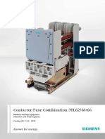Catalogue Contactor Fuse Combination En