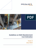 HS096 OP106 Guidelines on Well Abandonment Cost Estimation Issue 2 July 2015